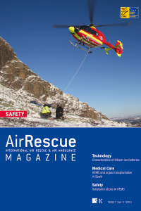 AirRescue Magazine 2013-01